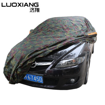 Waterproof full car colorful covers sun dust Rain protection car cover formazda 2 Hatchback 3sedan 6
