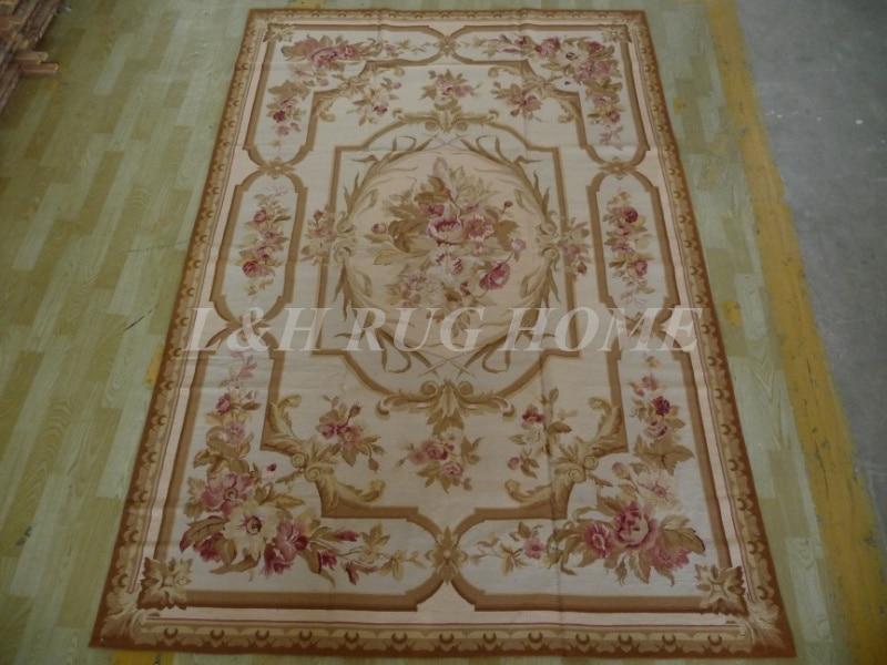 Livraison gratuite 6'x9 'tapis fait main en laine tapis fait main zone de couture tapis noué à la main tapis pour la décoration de la maison