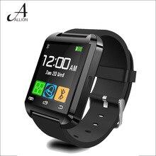 Uhren inteligentes 2015 Smartwatch Bluetooth Smart Uhr U8 Armbanduhr Digitale sportuhren für IOS Android Samsung telefon