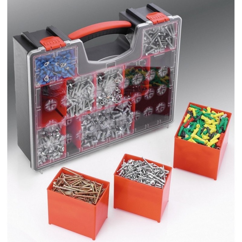 FACOM BP. Z8-Organizer 8 Compartments Buckets Tire Levers