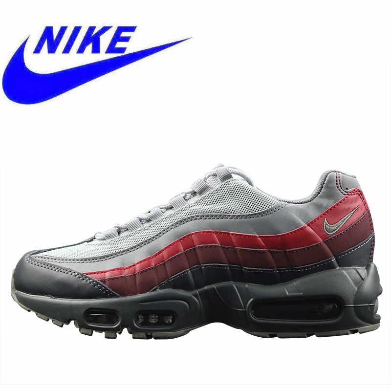 5223c9db Высокое качество Новый Nike Air Max 95 Essential OG мужские кроссовки,  спортивная обувь Нескользящая дышащая