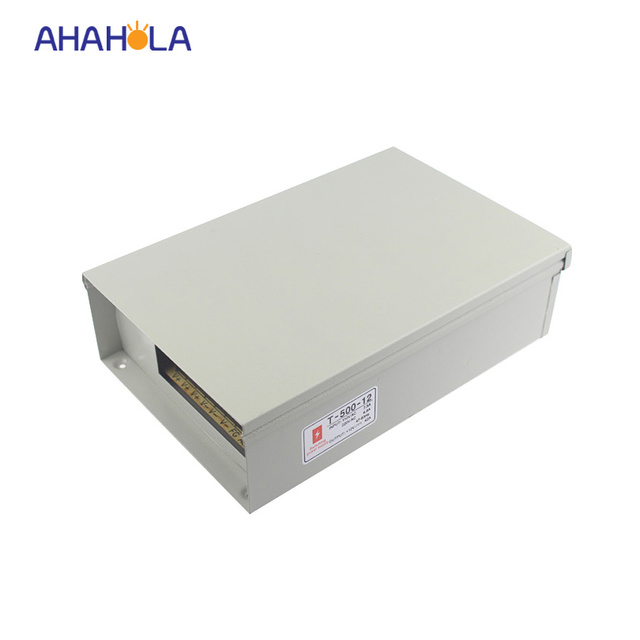 constant voltage outdoor use waterproof ip65 input 110v 220v to 500w 24v 20a 12v 40a switching power supply