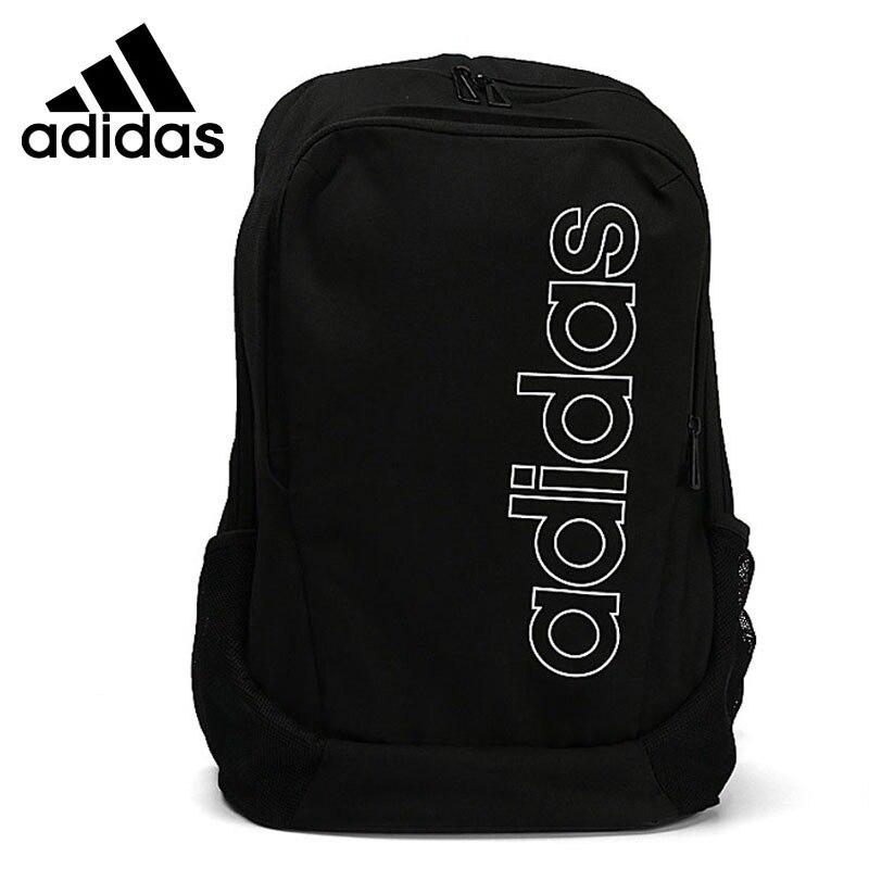 Original New Arrival 2018 Adidas NEO Label BP LOG PARKHOOD Unisex  Backpacks Sports Bags
