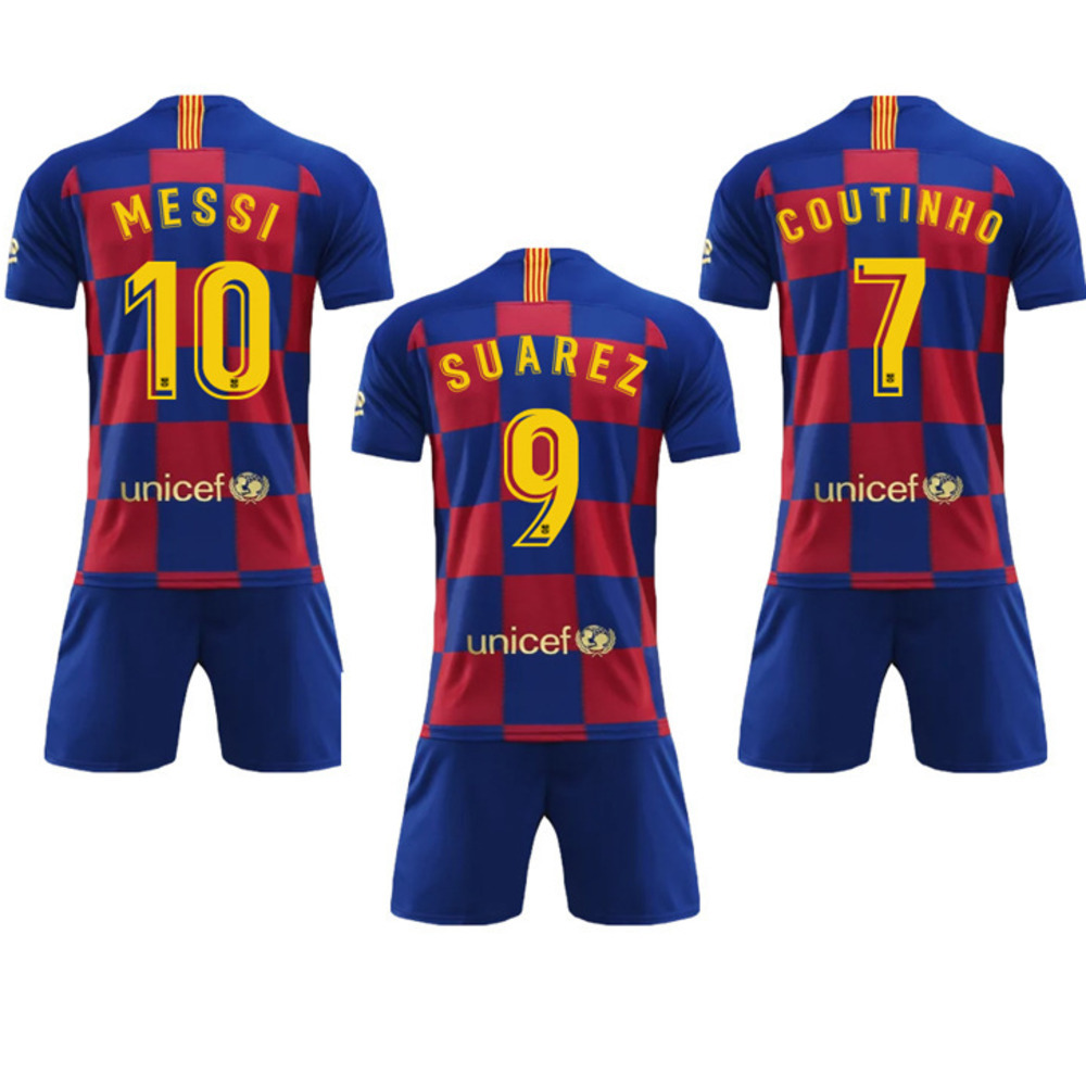 2019-2020-barcelona-home-plaza-tracksuit-new-barcelona-10-messi-sports-clothing-suit-men-shirt-and-pants