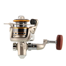Freefisher 6BB Line Wheel Gear Ultralite Spinning Spool Fishing Fish Reel aluminum SG1000A SG Series Fishing