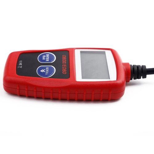 Vehemo OBD2 авто автомобильные инструменты для диагностики неисправности Testor для MaxiScan диагностический инструмент универсальный считыватель кодов компьютера грузовых автомобилей
