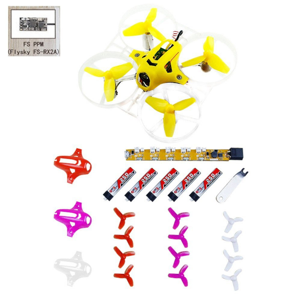 Tiny7 PNP Mini Pocket Racing Drone Quadcopter 800TVL Camera With PPM AC800 FM800 Receiver (Advanced Version) F20018/22