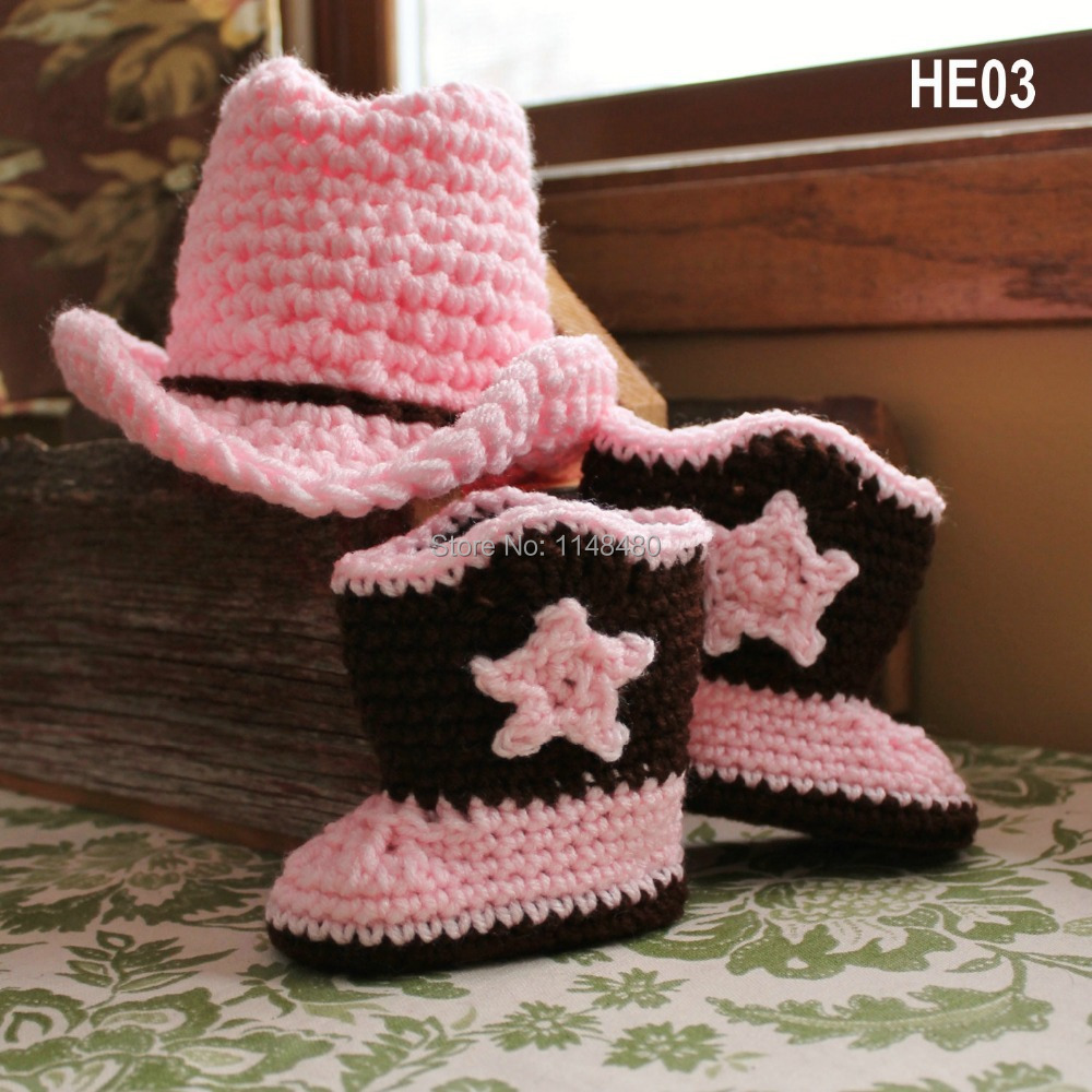 Baby lady\'s cowboy style hat suit,Free Shipping baby girl Hat and ...