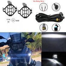 Мотоциклетные Противотуманные фары для Мотоцикла BMW светодиодный дополнительная противотуманная дальнего света для BMW R1200GS/ADV K1600 R1200GS R1100GS F800GS