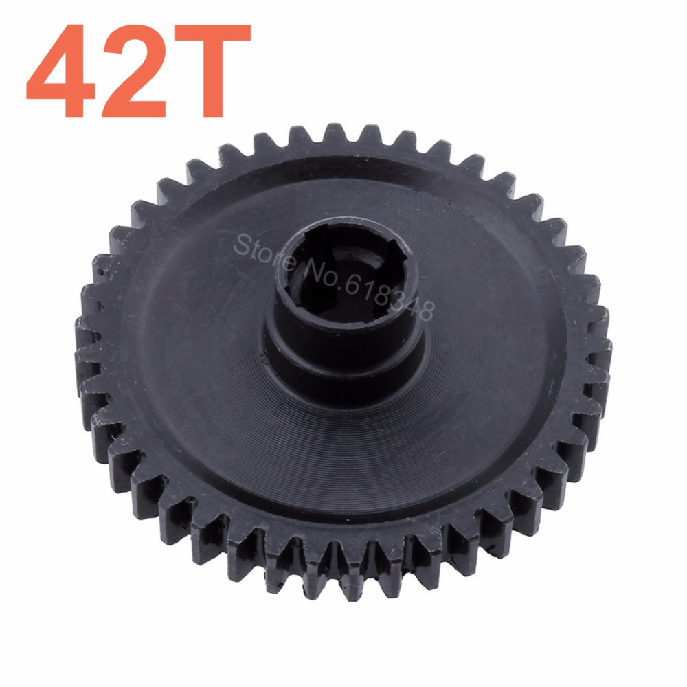 Steel Metal Diff Differential Main Gear 42T For 1/18 WLtoys A959-B A969-B A979-B K929-B RC Car Upgrade Parts wltoys 1 18 rc car upgrade parts metal diff main gear for a949 a959 a969 a979