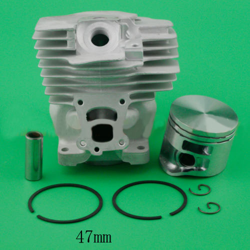 47mm Cylinder Piston Rings Pin Kit For Stihl MS362C MS362 Chainsaw 1140 020 1200 47mm cylinder piston kit for stihl ms310 ms 310 rep 1127 020 1218