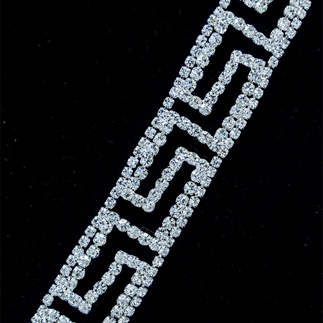10Yards 25mm Crystal Rhinestone Trims Gold Silver Chain Costume Applique Sew On Rhinestone Wedding Dress Decoration10Yards 25mm Crystal Rhinestone Trims Gold Silver Chain Costume Applique Sew On Rhinestone Wedding Dress Decoration
