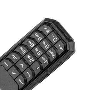 Image 3 - Mosthink KK2 מיני 2G GSM MobilePhone 0.66 אינץ Bluetooth V3.0 חייגן אלחוטי אוזניות Magice קול נייד כמו L8star BM70