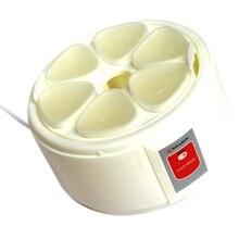Electric Yogurt Maker Machine Home Kitchen Appliances Automatica Yogurtera Electrica With 6 Cups Vaso Para Yoghurt Beker 220V