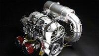 Original DLE430 430CC Gasoline / Petrol Engine for Paramotor / Delta wing Airplane / Gliding Airplane / Light Airplane