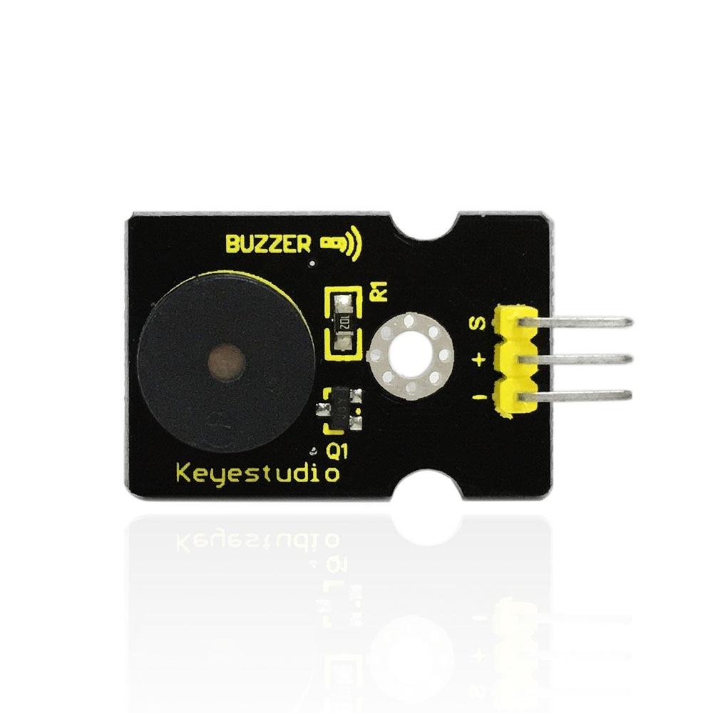 Free shipping !Keyestudio Passive Buzzer Alarm Module for Arduino