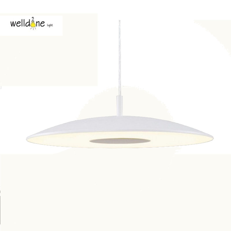 pendant lights LED lamp industrial suspension luminaire light fixtures round cylinder type acrylic three dimensional 3d visual reading lights wood acrylic clear small lamp button type led stereo night light folding book lights