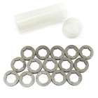 15PCS Chainsaw Sprocket Rim .325 - 7Teeth for 4500 5200 5800 Clutch Drum 45CC 52CC 58CC Chain Saw Parts