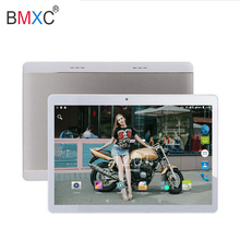 10.1 inch Tablet PC MT6797 Deca Core Android 7.0 WIFI bluetooth phone call tablets GPS 4G RAM 32GB / 64GB ROM 1920*1200 IPS pad