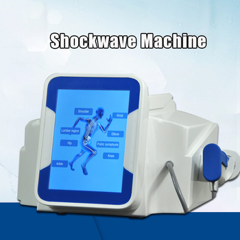 2018 new Physical Pain Therapy System Acoustic Shock Wave Extracorporeal Shockwave Machine Shockwave Therapy For Pain Relief