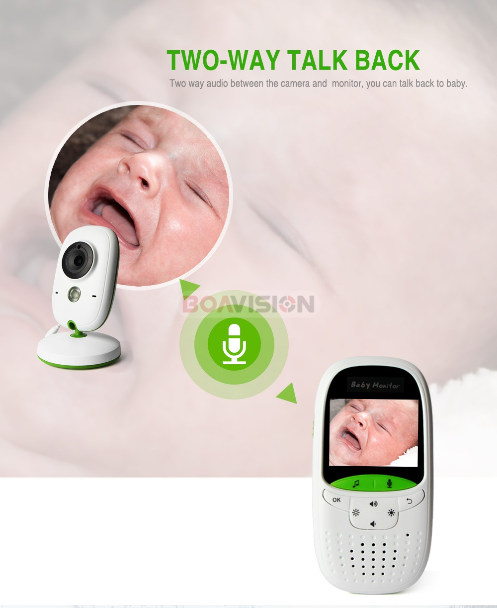 03 Video Baby Monitor
