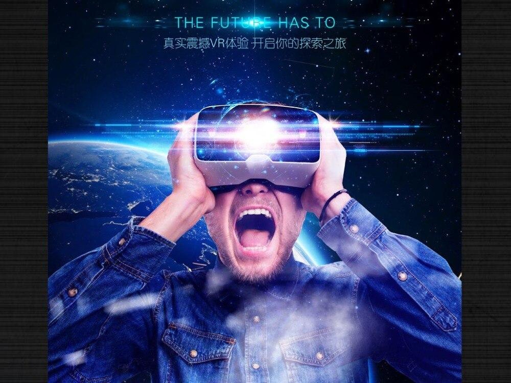 Tudo Em Um fone de Ouvido VR VR RK3288 Ações Quad Core 1080 P FHD Exibição Óculos De Realidade Virtual Imersiva 3D fone de Ouvido com WI-FI + BT