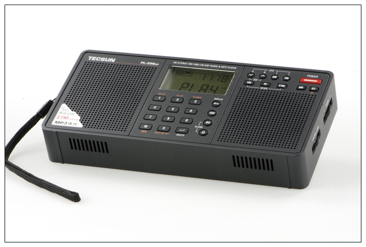 Tecsun PL-398MP Full Band Digital Tuning Stereo FM/AM/SW Radio Receiver MP3 Player tecsun PL-398MP radio With temperature full band portable radio degen de29 fm am digital tuning clock beautiful sound rechargeable mp3 player radio dot matrix screen