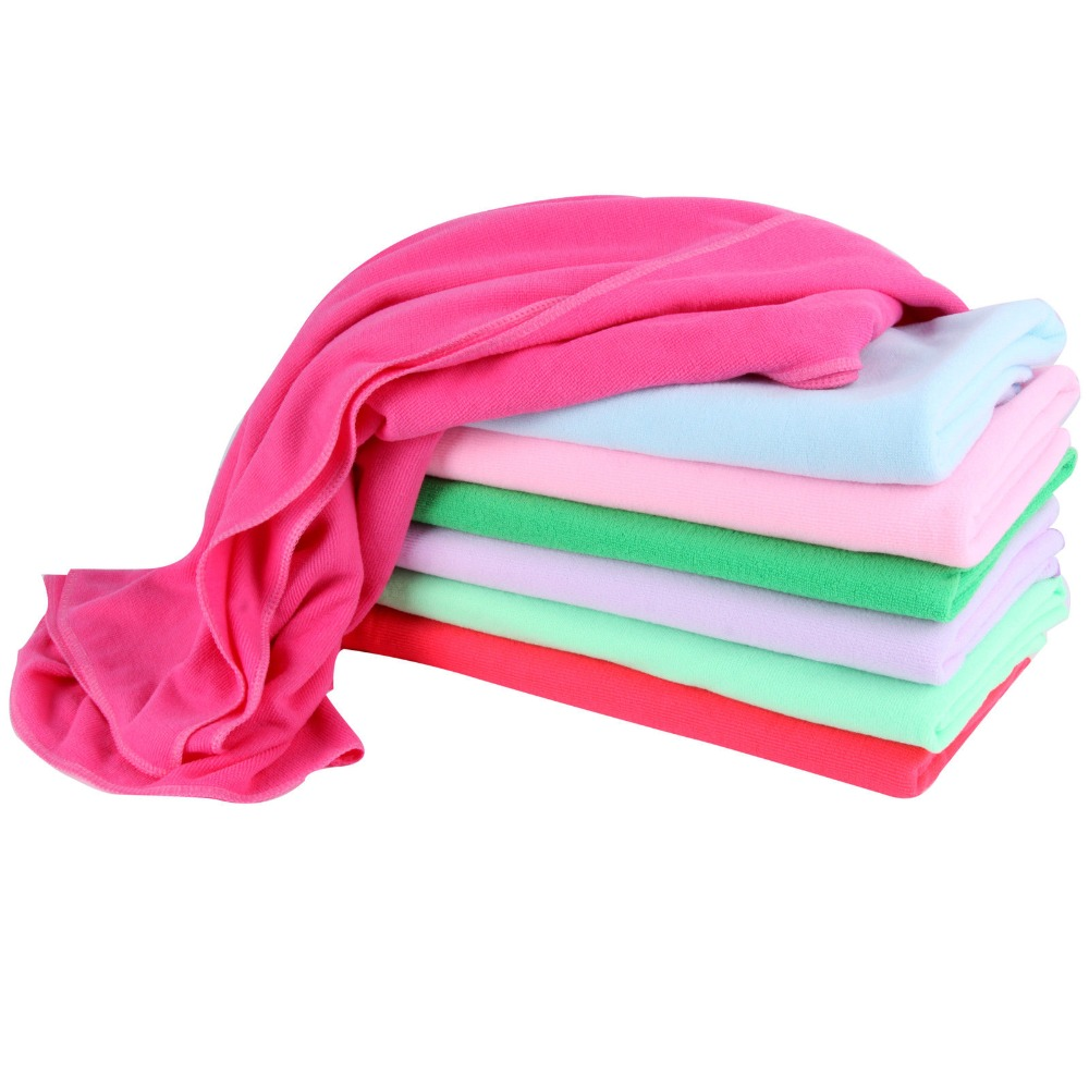 Quick Dry Towel 80*140CM Yoga Towel Big Bath Towel Quick-Dry Microfiber Sports Beach Swim Travel Camping Soft Towels