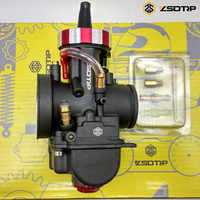 ZSDTRP PWK mikuni neue ändern modell 28 30 32 34mm vergaser carburador fall für yamaha FZ16 und andere marke motor