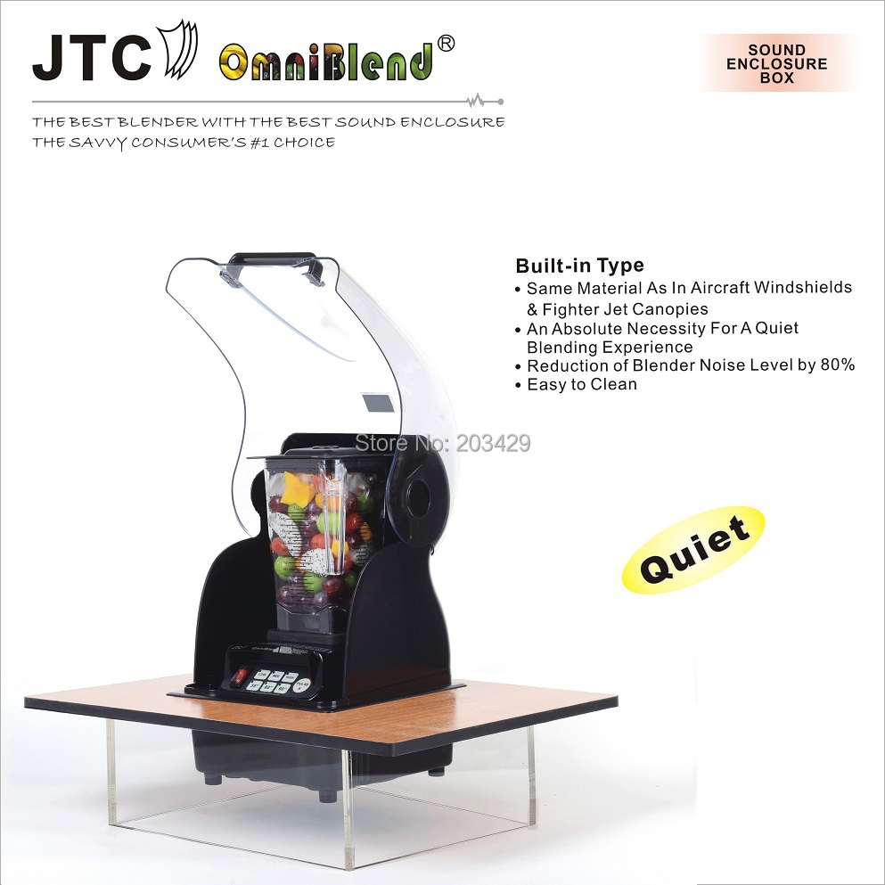 FREE SHIPPING JTC Commercial Blender with Built-in sound enclosure box,Model:TM-800AQ2,100% GUARANTEE NO. 1 QUALITY IN THE WORLD quality guarantee yellow matte vinyl wrap film foil car sticker with air bubble free fedex free shipping size 1 52 30m roll