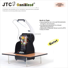 FREIES VERSCHIFFEN JTC Kommerziellen Mixer mit Eingebautem schallschutzhaube box, Modell: TM-800AQ2, 100% GARANTIEREN KEINE. 1 QUALITÄT IN DER WELT