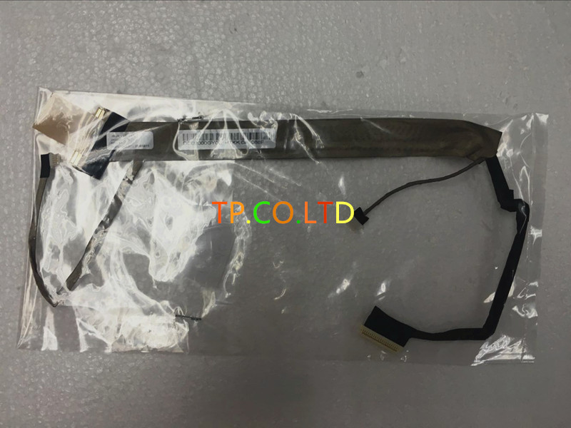 BRAND New LCD CABLE FOR HP Compaq C700 G7000 G7010 screen cable DC02000GY00