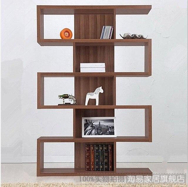 Moderne korte boekenkast partitie kast console hal kast vitrinekast boekenplank in moderne korte - Moderne boekenkast ...