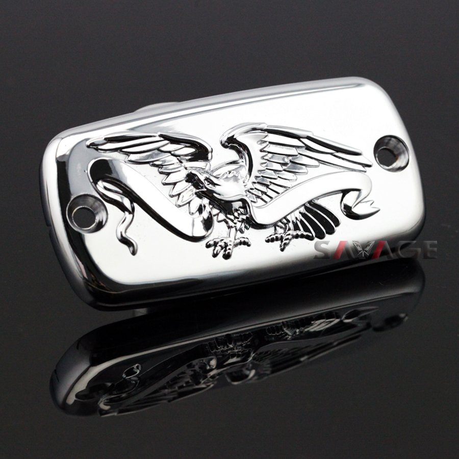 For HONDA CB400 CB750 CB1100 CB1300 CB1300S STEED 400 Motorcyle Front Brake Cylinder Reservoir Cover Cap Eagle Motorcycle