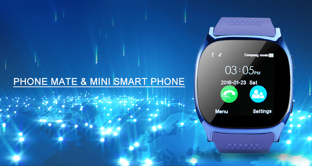 reloj inteligente  watch phone battery