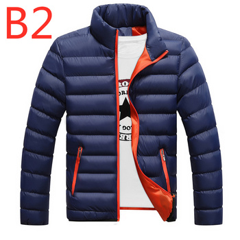 B2 2019 Winter For Men's Jacket Ultralight White Duck down jacket Men's down jackets Outdoor Winter Male casual down jacket Coat 1