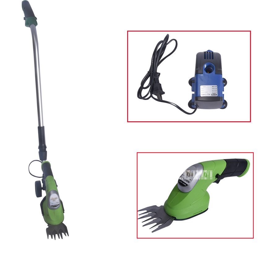 1000/min 3.6V DC lithium battery portable rechargeable electric mower MG809 grass shears small grass trimmer mower hot selling1000/min 3.6V DC lithium battery portable rechargeable electric mower MG809 grass shears small grass trimmer mower hot selling
