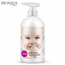 Baby Skin Tender Body Lotion Smooth Body Cream Whitening Moisturizing Nourishing Anti-Aging Firming Nourishing for Dry Skin
