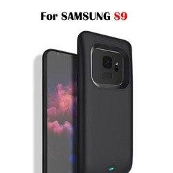 Чехол для samsung galaxy s9 plus power bank 4700 мАч/5200 мАч для samsung s9 для samsung galaxy s9 plus