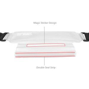 Image 4 - Kamera sport Taille tasche tauchen tragbare tasche Wasserdichte schutz fall für DJI OSMO Tasche/OSMO ACTION für gopro motion kamera