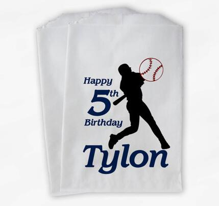 Personalized baseball birthday candy buffet treat gift bar bags baby personalized baseball birthday candy buffet treat gift bar bags baby shower bakery cookie favor popcorn pouches negle Gallery