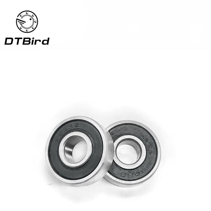 10 Pcs 6000 6001 6900 6901 6902 6903 2RS Deep Groove Ball Bearing,bearing Steel 12X24X6 Mm