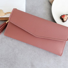 Female Wallets Phone Clutch Bag Purses Long Wallets For Girl