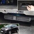 Напольный защитный чехол под вентиляционное отверстие для Buick Encore Vauxhall Opel Mokka 2013-2018, Нагреватель переменного тока, выход кондиционера
