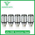 100% Original 5pcs Joyetech eGo ONE Atomizer Head EGO ONE Coil 0.5ohm or 1.0ohm Replaceable Atomizer Coil Head for ego one