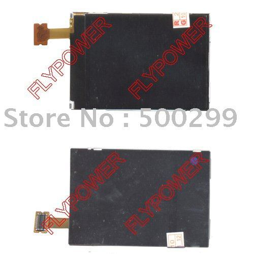 Free shipping of original mobile phone lcd for Nokia 6300 6120 8600 7500 lcd
