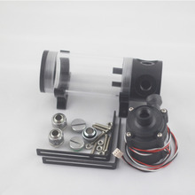 110 140 190 240mm cylinder water tank SC600 pump all in one set Maximum flow 500L
