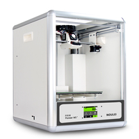 Noulei 2018 Newest 3D Printer Pioneer M5, high stability Full Metal 3 D Printer with Touch Screen