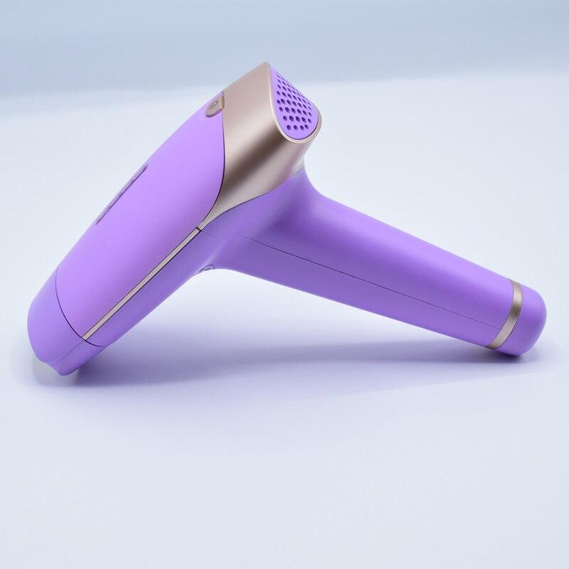 IPL Laser Epilator Hårborttagningsmaskin 300000 Shots Permanent - Rakning och hårborttagning - Foto 3