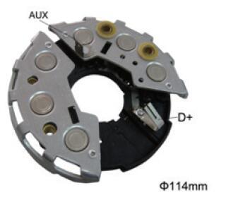 NEW HNROCK ALTERNATOR RECTIFIER 12422200/BHP11420|rectifier| |  - title=